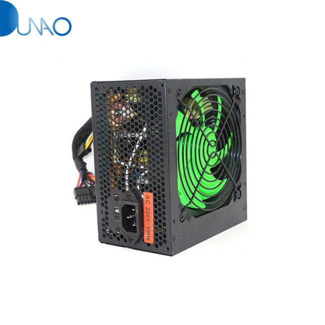 Computer ATX power supply for PC desktop home & office 12cm big fans DD230STB