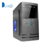 New 340 hardware ATX game large chassis with two materials optional