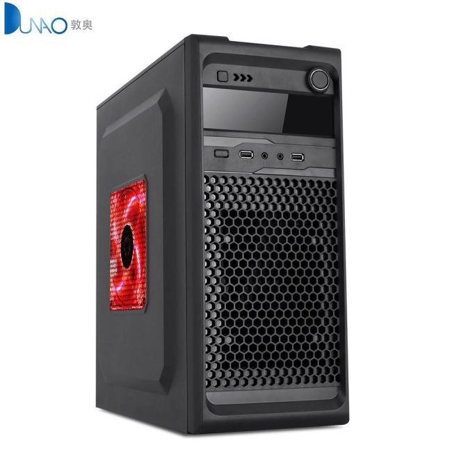 New explosion honey honeycomb design ATX large chassis 176-5 style