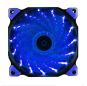 Chassis fan 12cm light fan 15 light streamer fan glare LED chassis cooling fan