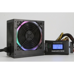 New single voltage 80+ bronze card active transformer ATX high quality computer power supply
