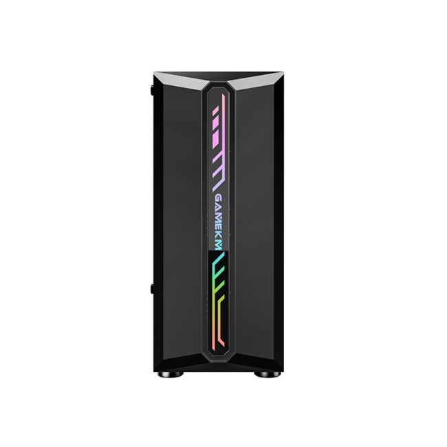 Led lighting ATX gaming case custom gaming computer cases