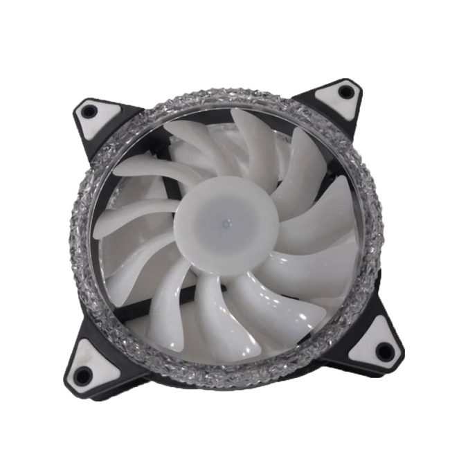 New style pc fanrgb fans rgb cpu cooler computer case Glow
