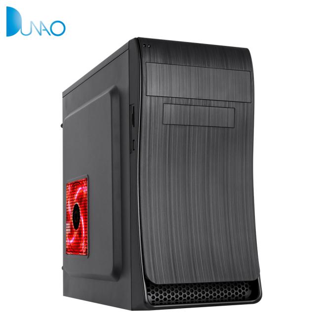 Gaming Mirror Type Cooling Desktop ATX Computer Case
