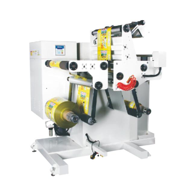 HN350R Slitter Rewinder