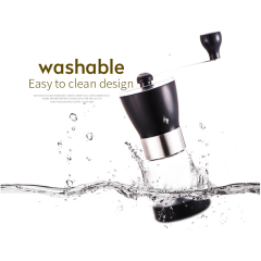 Washable Manual Coffee Grinder Spice Grinder Coffee Machine Home Decoration Accessories Hand Mill For Coffee Kitchen Coffee Mill