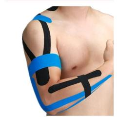 5 cm*5 m kinesiology tape adhesive sport tape kinesiologico teip kinesiotape cinta kinesiologica elastic bandage muscle tape