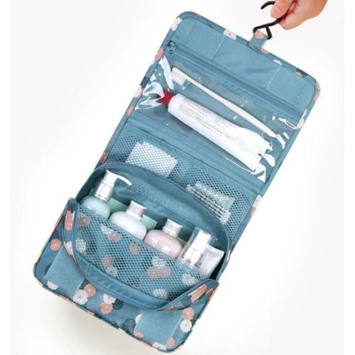 Foldable travel storage wash bag Hanging wash bag Finishing makeup wash bag