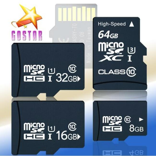 64G  TF card for computer pc phone