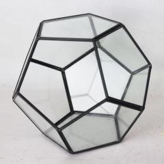 Geometric Glass-FH107BK