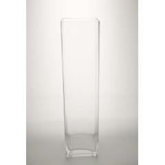 Square Vase-T 10x10cm H35cm
