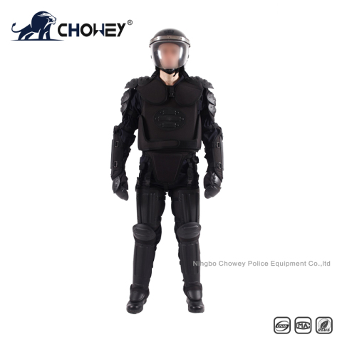 Body protective anti riot suit for police and military ARV0458