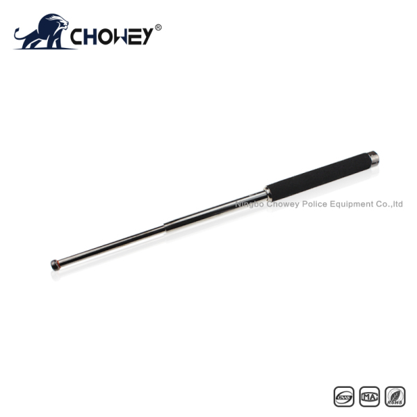 High-quality sponge handle expandable baton BT21B028 black
