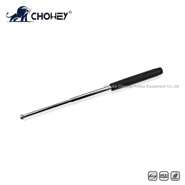 Anti riot telescopic expandable baton BT21S128 no welding ring sliver