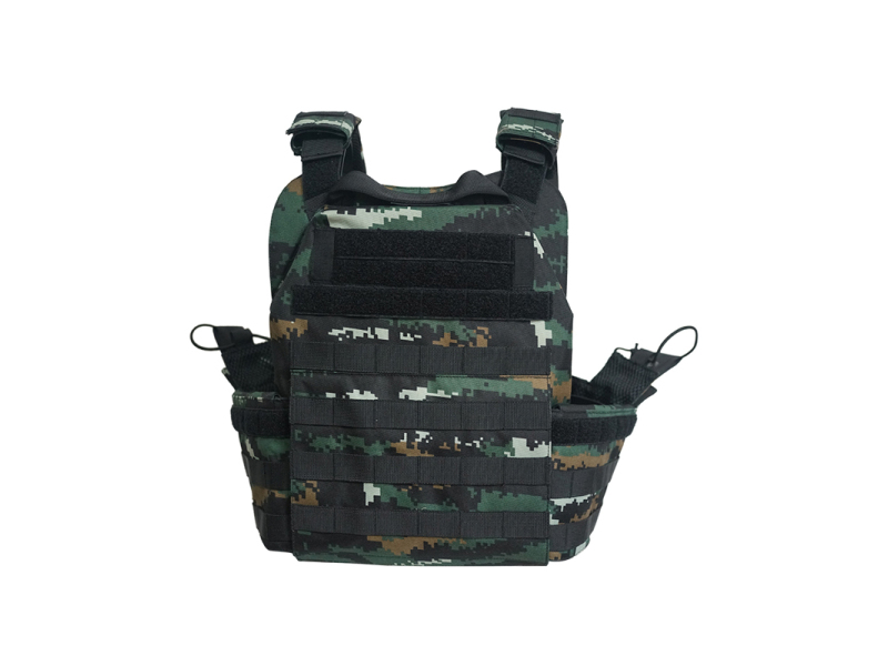 One-button quick release JPC bulletproof vest BV0206