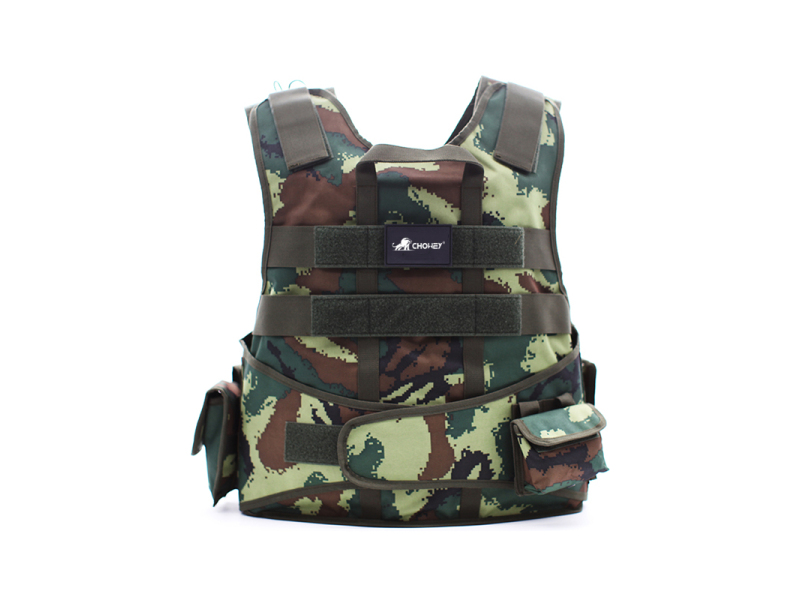 Camouflage military tactical bulletproof vest BV0278