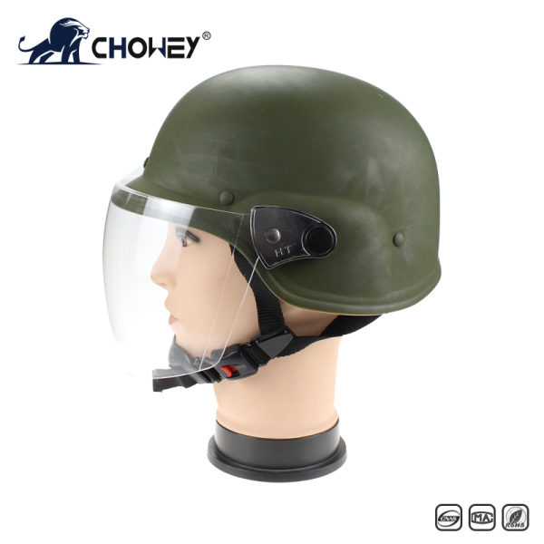 Military Anti Riot Control Helmet AH1215