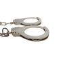 Nickel plated carbon steel legcuffs FT0526