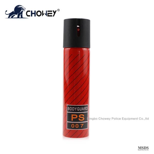 High capacity pepper spray PS110M052 for self defense