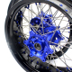 VMX SUPERMOTO WHEELS SET FOR YAMAHA YZ250F YZ450F 2001-2019