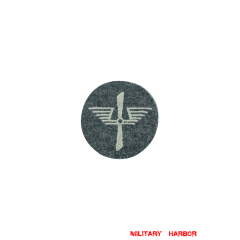 WWII German Luftwaffe flying personnel sleeve trade insignia