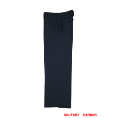 WWII Japanese IJN Navy First Type trousers Navy blue 第二次世界大戦 日本帝国海軍 一種ズボン青/ブルー