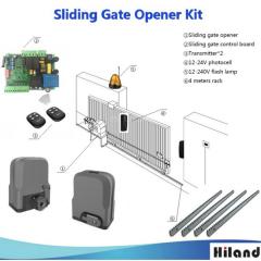 220V AC sliding motor with spring limit switch SLG55508