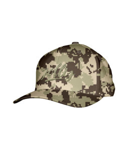 Cotton Outdoor Cap Classic Camouflage Cap