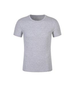 Customize Classic Round Neck Cotton T shirt