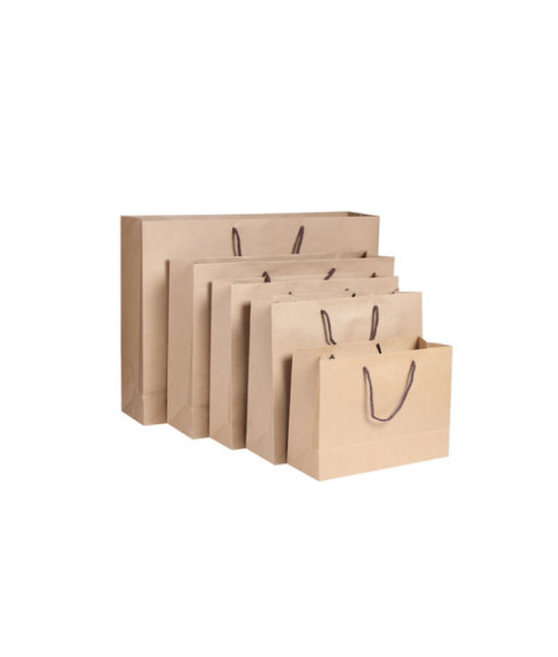 230g kraft paper shoping bag