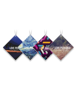 Versatile Cotton Paper Air Fresheners With Long lasting effect