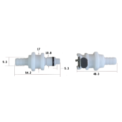 water valve, no. 4