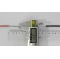 Xenon lamp - Ncrieo 7*50*110 with wires Chinese quartz