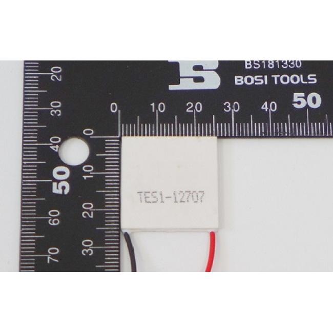 Peltier module, TES1-12707 25mm*25mm*3mm