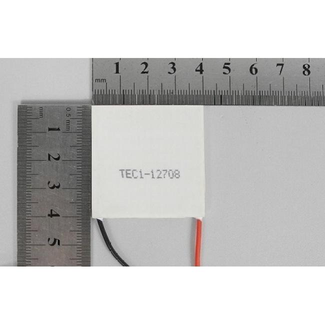 Peltier module, TEC1-12708 40mm*40mm*3.5mm