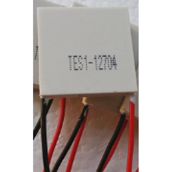 Peltier module, TES1-12704 30mm*30mm*3.3mm