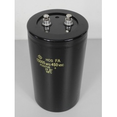 energy storage capacitor, 15000μF, 450V, 90*160