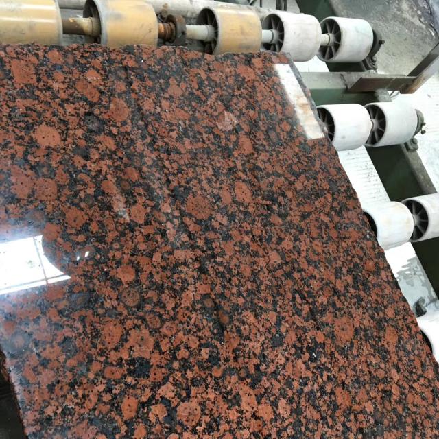 baltic red granite