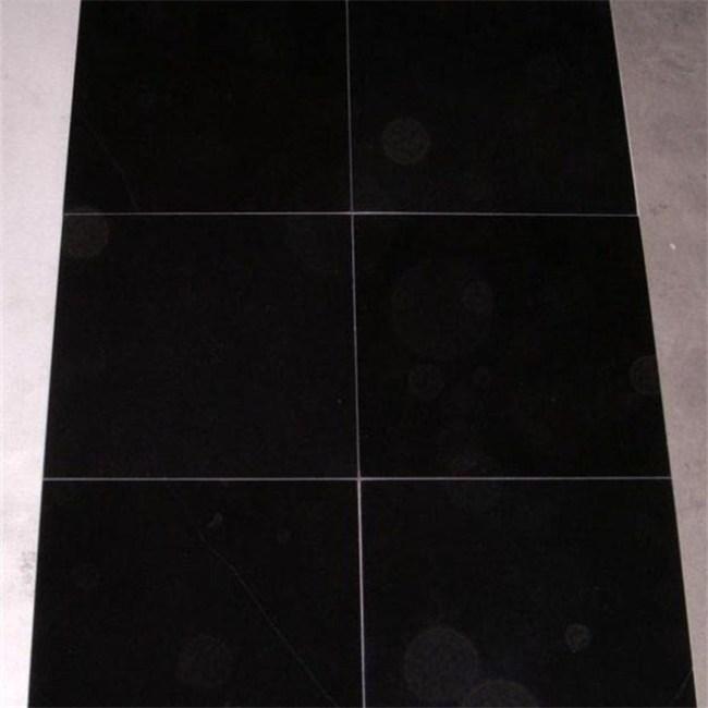 Shanxi black granite tiles, best black granite tiles