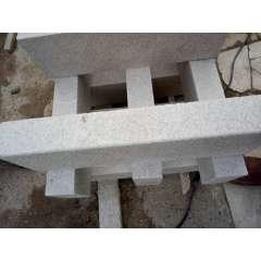 pearl white granite curbstone, white granite kerbstone