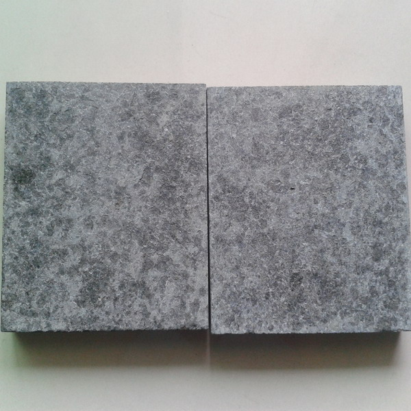 flamed G684 granite tiles