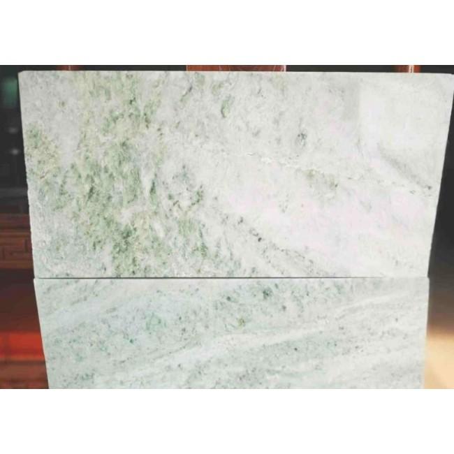 Emerald green onyx tiles