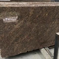 Giallo california granite slabs