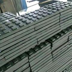 Grey sandstone tactile signs tactile tiles