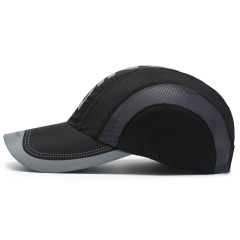 Manufacturers wholesale new baseball cap outdoor sports quick dry breathable mesh hat