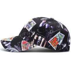 New street fashion baseball cap outdoor travel sun hat