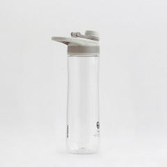 new tritan portable sports space water cup with plastic handy