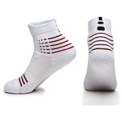 custom wholesale men anti slip professional basketball socks cycling running socks