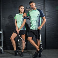 new tennis leisure sports skirt badminton suit wholesale printing