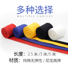 100% cotton Boxing exercise hand tape